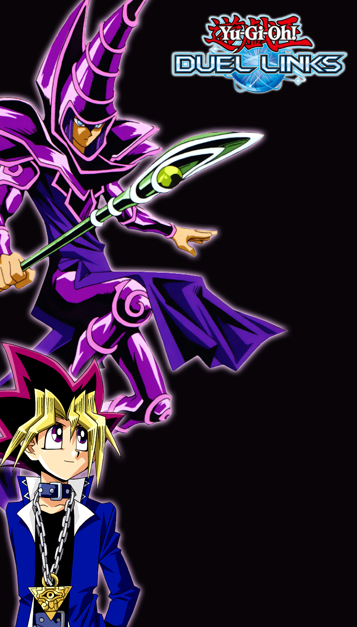 yu gi oh duel link wallpaper game for phone