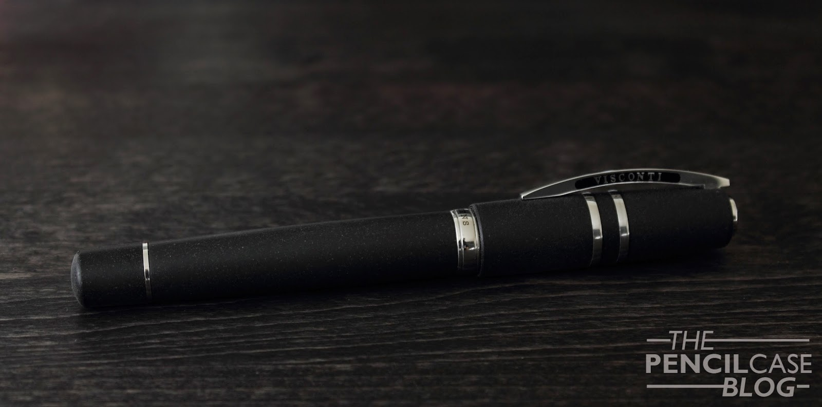 Visconti Homo Sapiens Oversize Steel fountain pen