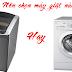 Nên mua máy giặt Toshiba hay Electrolux