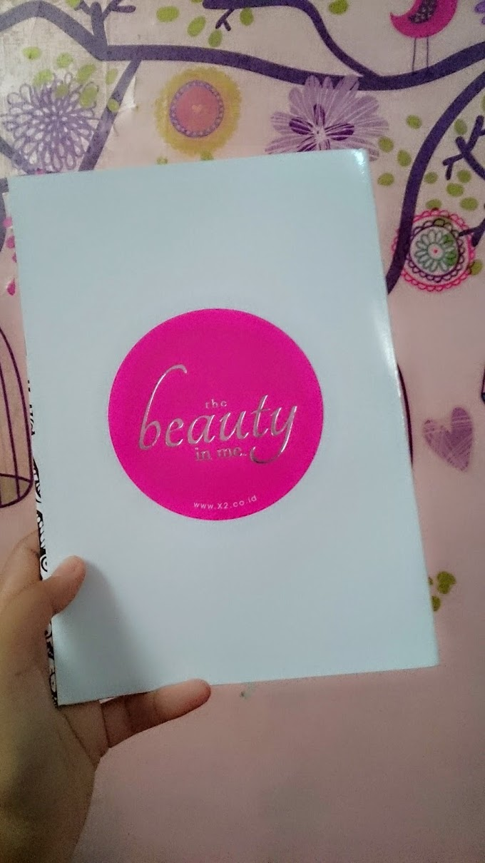 Buku Exoticon Agnezmo (The Beauty In Me)