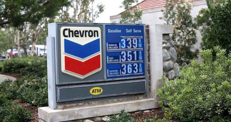 La petrolera Chevron gana 7 mil 047 mdp en primer semestre por aumento en la gasolina.