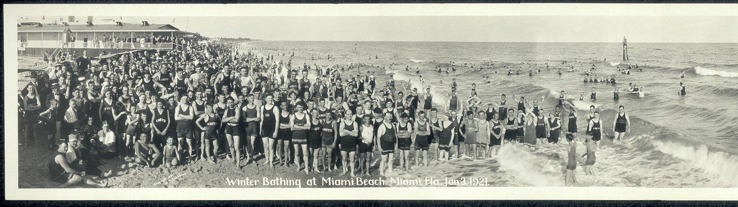 Miami Beach S First Hotel