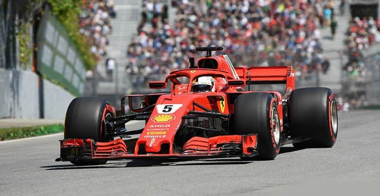 Dove Vedere Partenza Gara GP Germania Streaming Formula 1 Gratis con Ferrari in pole position al Hockenheimring