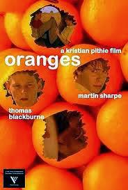 Naranjas, poster