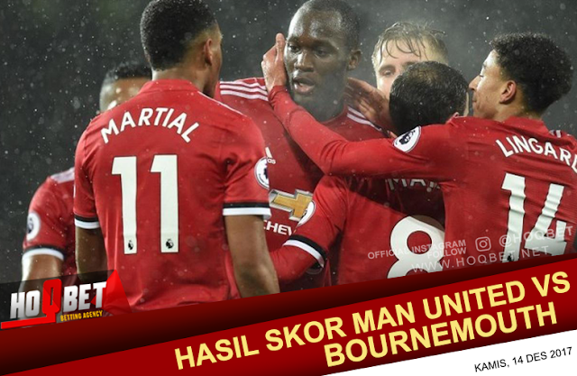 Hasil Pertandingan Manchester United vs Bournemouth: Skor 1-0