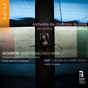 Gounod Saint François d'Assise - Equilbey CD Naïve