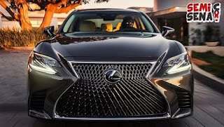 Lexus Segera Resmikan LS 500h Yang Akan Meluncur Sebentar Lagi