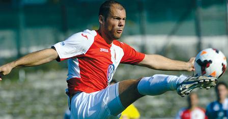 Bivši kapiten Voše Igor Đurić - prešao u Bačku