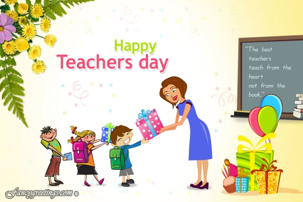 Happy Teachers Day Quotes in Hindi and English