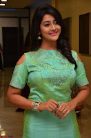 Pooja Jhaveri in Beautiful Green Dress at Kalamandir Foundation 7th anniversary Celebrations ~  Actress Galleries 071.JPG