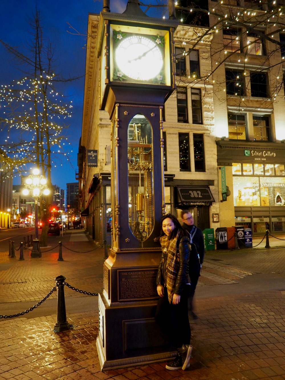 Steam Clock-Gastown Vancouver