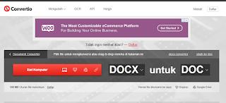 convert docx ke doc