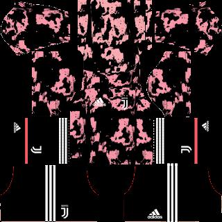jersey dream league soccer juventus 2020