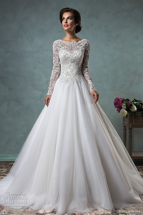 Winter Wedding Dress Inspiration