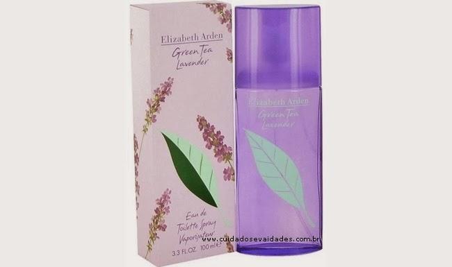 Green Tea Lavender Elizabety Arden