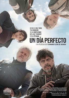 """""""Un día perfecto"""" (Fernando León de Aranoa, 2015)"""