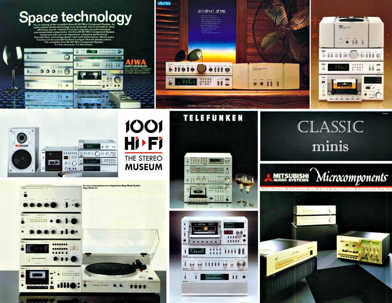Idea vintage audio museum was