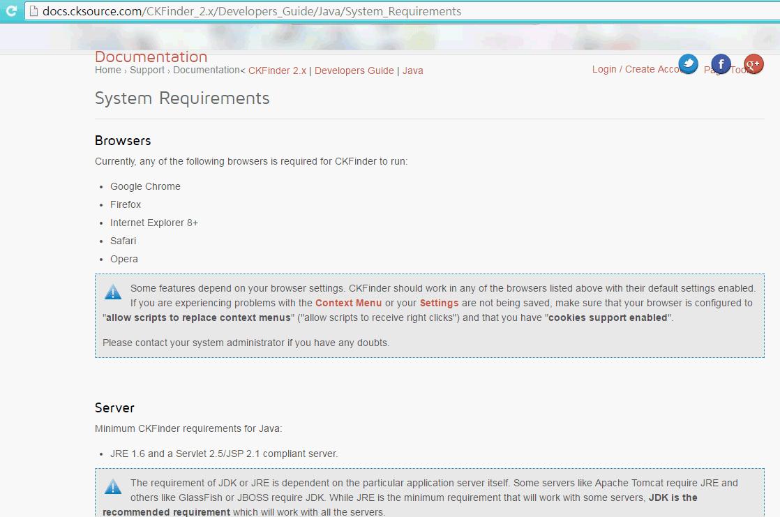 Java程式教學甘仔店: CKFinder 下載