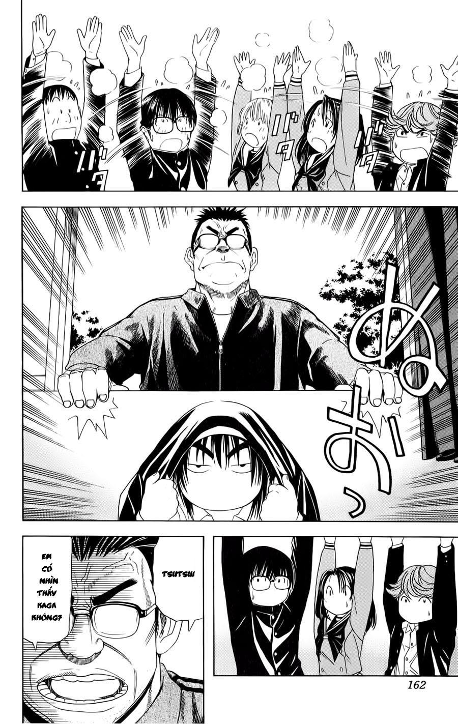 Hikaru No Go hikaru no go chap 42 trang 7