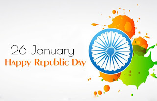 happy republic day shayari image