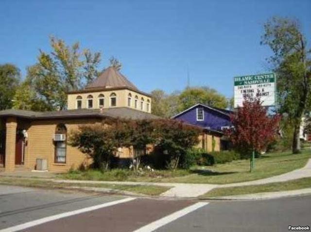Masjid Baru Islamic Center of Nashville (ICN) di Bellevue