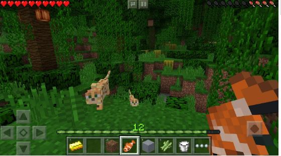 Minecraft Pocket Edition MOD APK2