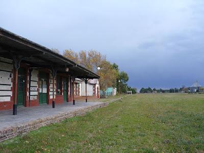 Estacion La Dulce, Necochea