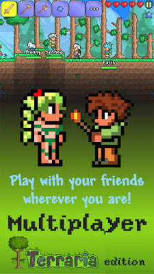 Download Multiplayer Terraria edition IPA For iOS Free For iPhone And iPad With A Direct Link.
