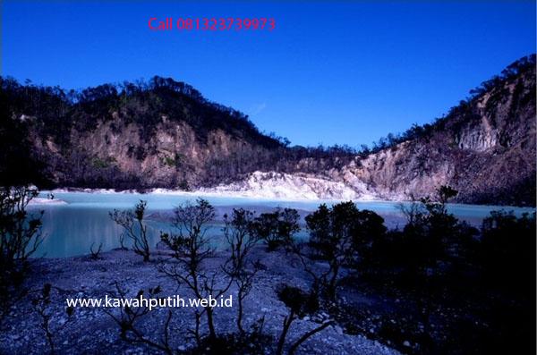 Paket wisata kawah putih dari jombang
