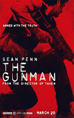Sinopsis film The Gunman (2015)