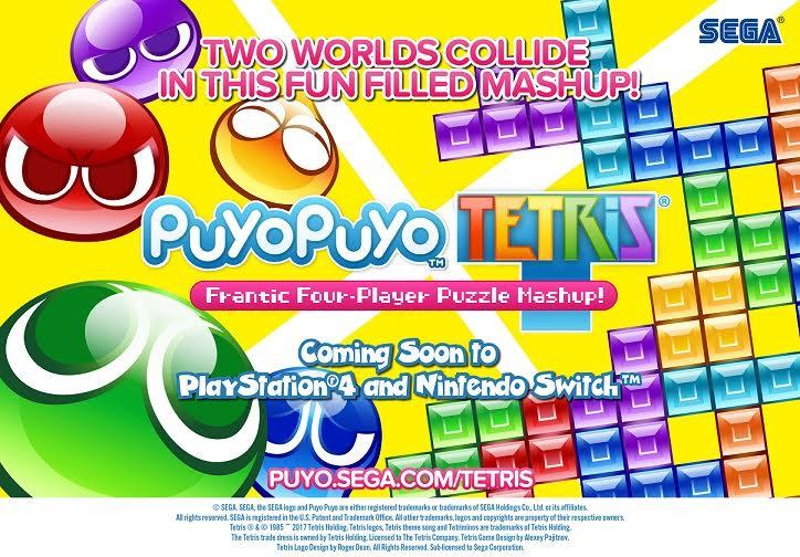 Aprende las nociones básicas de Puyo Puyo Tetris con este tráiler