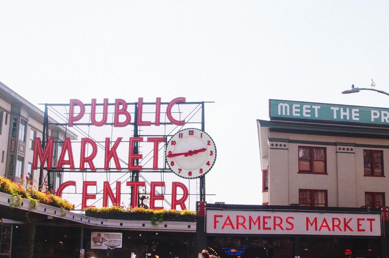 Seattle: Eat, See, Sleep / sharmtoaster