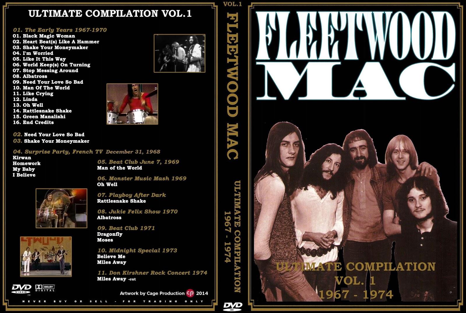 fleetwood mac 2015 tour dvd