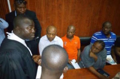Rich Kidnapper Evans' Lawyer Arrested In Lagos Court