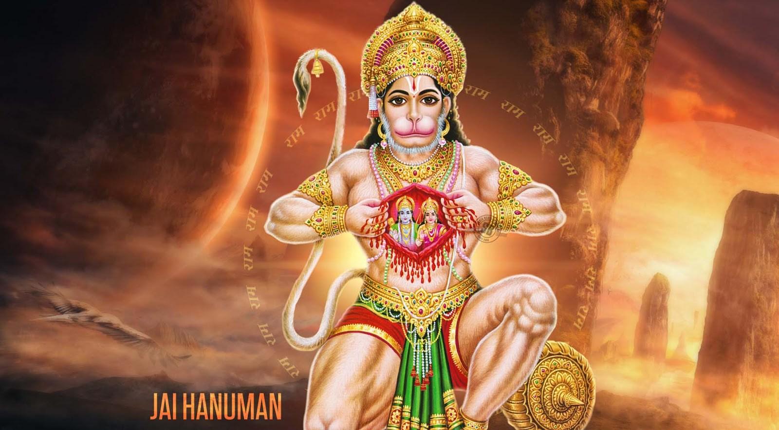 Lord Hanuman Story And Hanuman Chalisa Benefits - Mohan