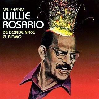 DE DONDE NACE EL RITMO - WILLIE ROSARIO (1971)