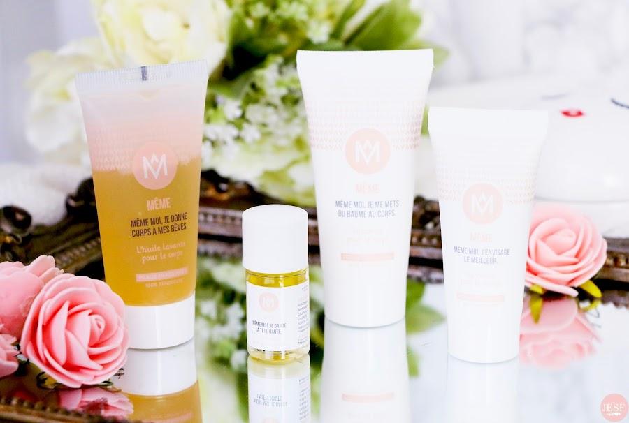 avis produits Même cosmetics beauté soin cancer peaux sensibles