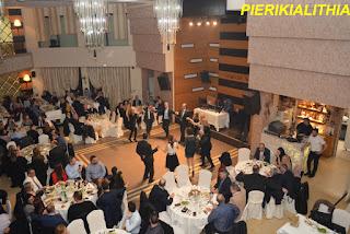 Ο χορός της Ένωσης Αστυνομικών Υπαλλήλων Πιερίας. (ΦΩΤΟΡΕΠΟΡΤΑΖ)