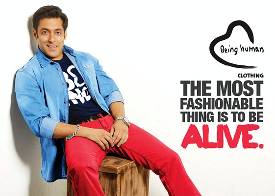 Being Human Clothing Summer Collection 2013 14 Salman