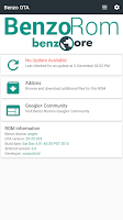 Nexus 6P Android  Benzo Update Firmware