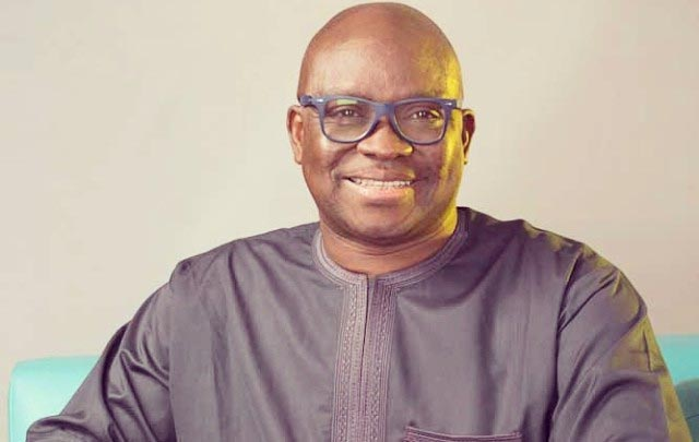 Fayose reacts to IDP camp bombing: If this happened during GEJ...