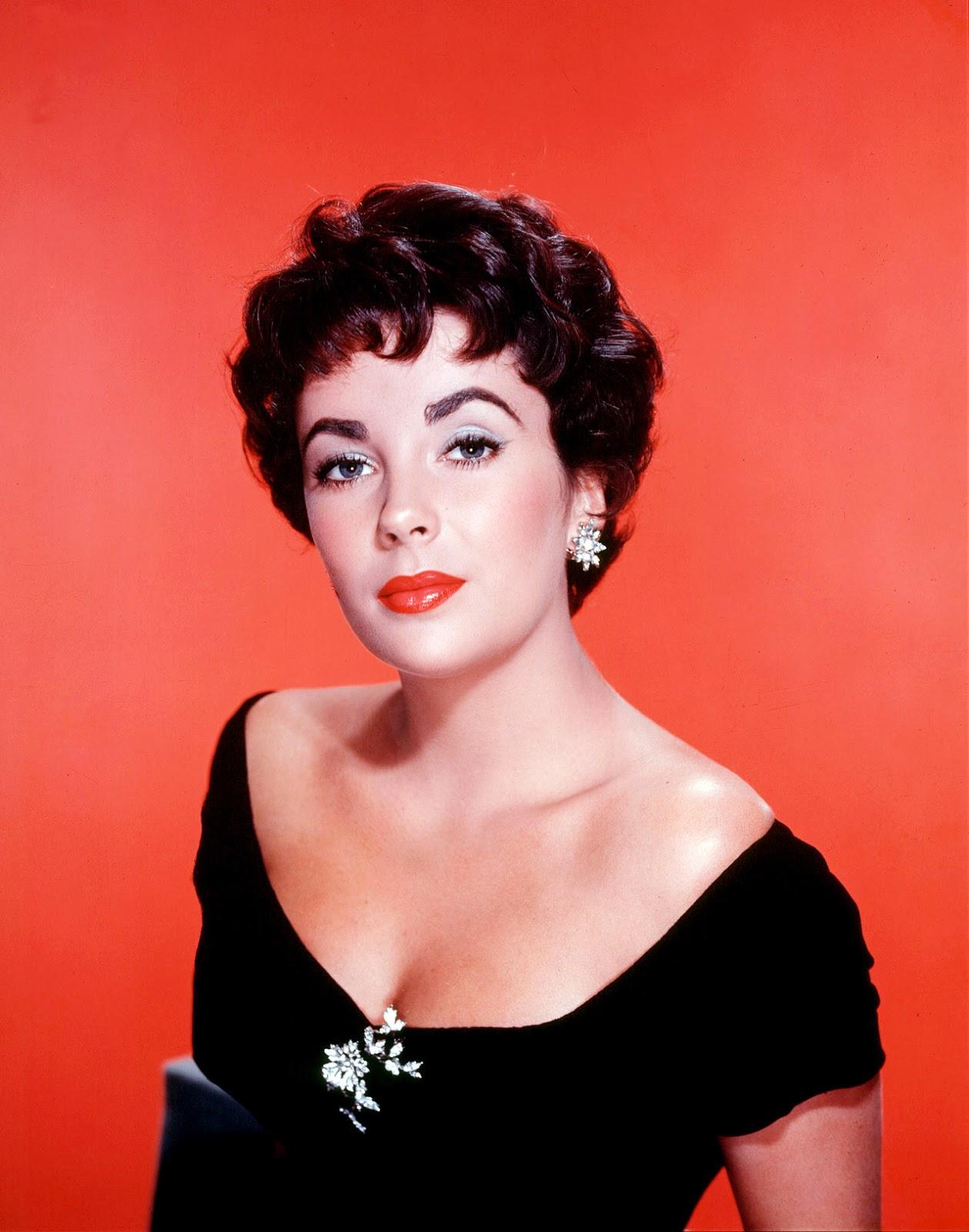 Elizabeth Taylor: Elizabeth Taylor's films in the Fifties