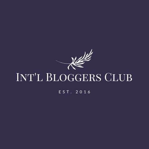 International Bloggers Club Iron 2019 Projects