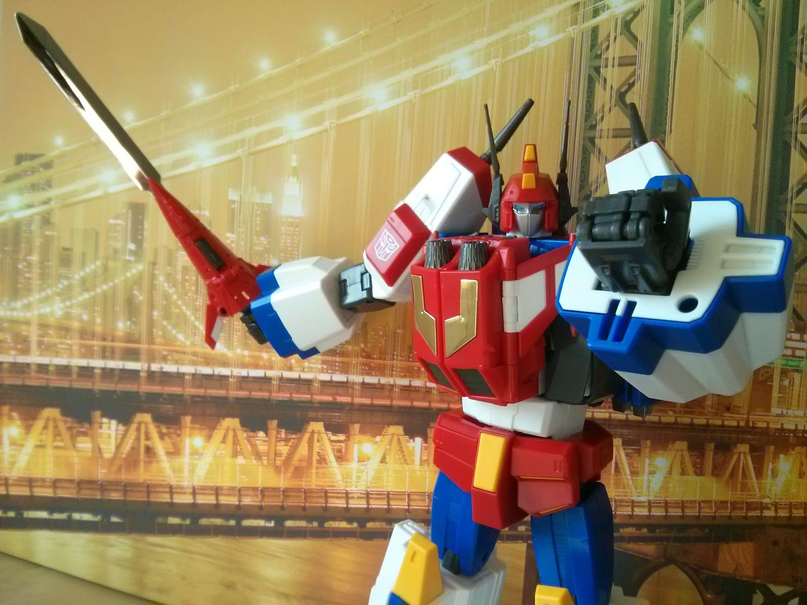 masterpiece star saber review