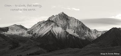 Mountain landscape - Tai chi - Chen