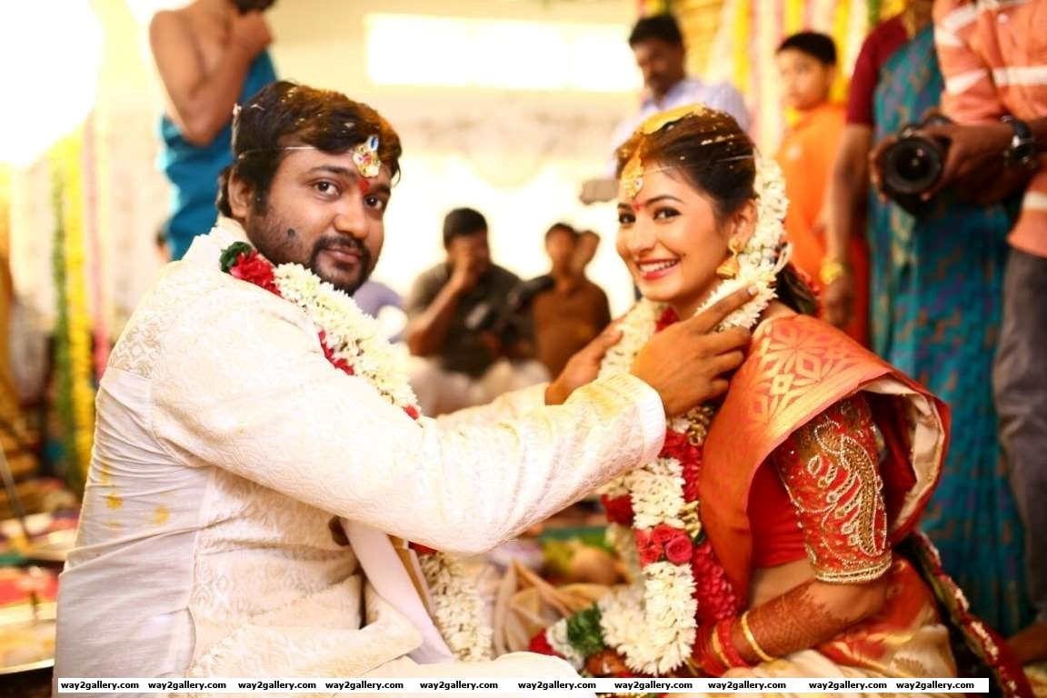 National Award winning actor Bobby Simha tied the knot with actress Reshmi Menon on April  in Tirupati