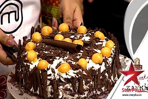 Rasgulla Cake Recipe Masterchef India