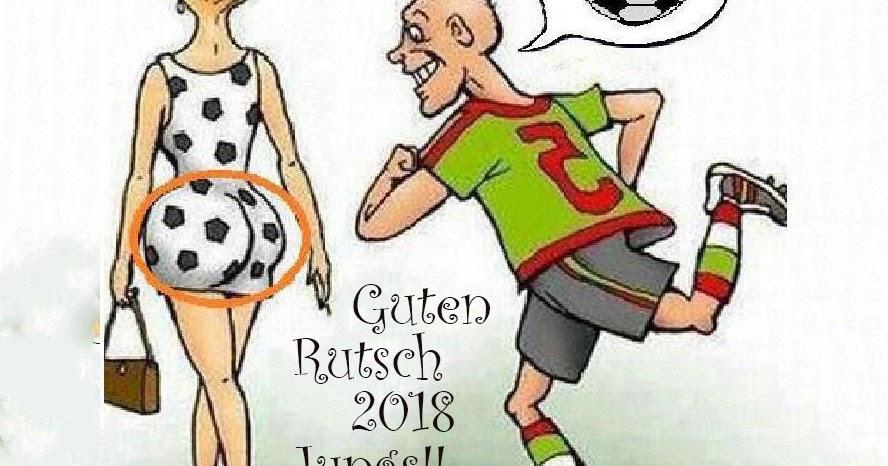 Guten Rutsch 2018 Bilder Lustig