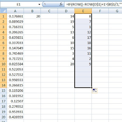 Function Mengacak 20 Data Angka Di Excel Tanpa Ada Yang Ganda ...
