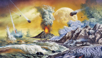 violenta metamorfosi ha sconvolto il pianeta